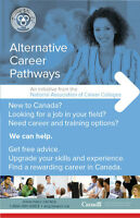 New to Canada? We can help you find a rewarding career.