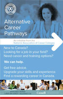 NEWCOMERS - FREE CAREER CONSULTATION - WE CAN HELP
