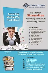 Income Tax & Bookkeeping Services - CPA Firm
