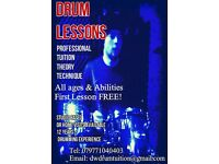 Drum Lessons South Wales