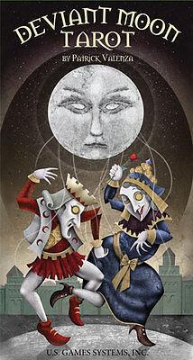 NEW Deviant Moon Tarot Deck Cards Patrick Valenza