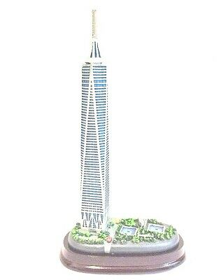 (Freedom Tower Replica One World Trade Center Statue Figure New York City 6