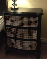 Accent Dresser Table or Nightstand