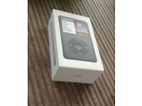 Ipod classic 160gb and in car fm transmitter