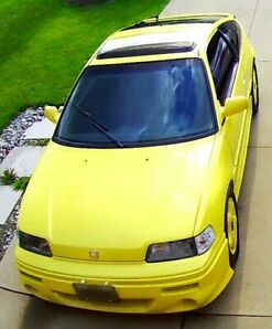 SOLD---1988 Honda CRX Si---