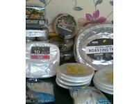 Catering supplies/shop stock