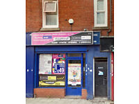 SHOP / OFFICE TO LET - LADYPOOL ROAD BIRMINGHAM - NO GOODWILL OR LEASE PREMIUM
