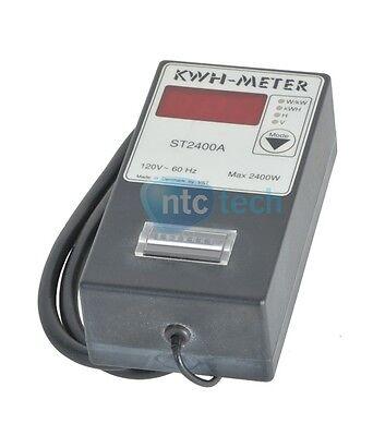 Vst St2400a Ac Power Usage Meter Kwh Meter Electrical Meter
