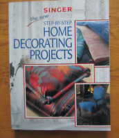 SINGER Step by Step HOME DECORATING PROJECTS= New Copy