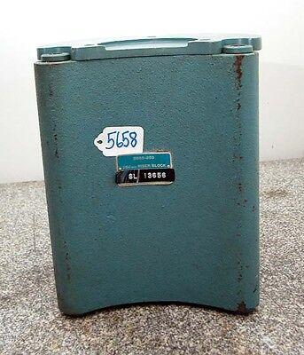 Brown Sharpe 250mm Riser Block 5855-250 Inv.5658