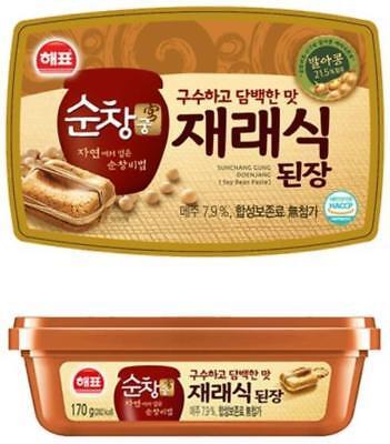 Korean Food Soybean paste Doenjang 170g(6 oz) 1 Pack