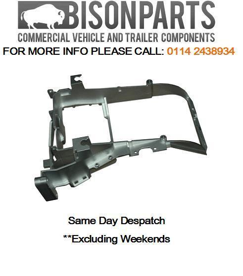 DAF CF75 (2001 on) Headlight Metal Bracket RH/OS - 1372802, 1385179