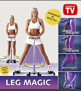 Appareil legs magic