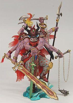 Final Fantasy Master Creatures 3 GILGAMESH RARITÄT NEU +OVP!