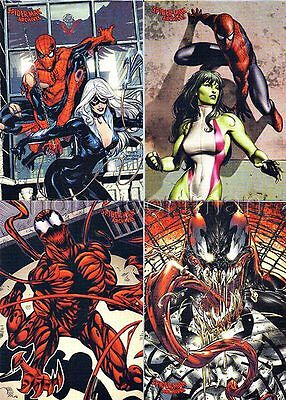 SPIDERMAN ARCHIVES SET OF 72 CARDS