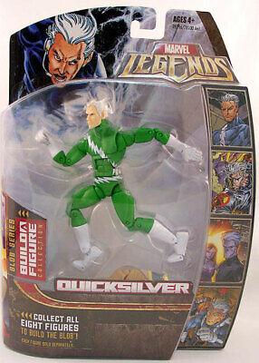 Marvel Legends Hasbro Series 2: Quicksilver Variant (Sub-Standard Packaging)