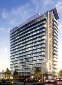 Brand New - Large 1 Bed + Den - City Centre - Downtown Kitchener