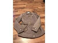 Ladies quilted jacket by Next