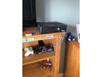 XBOX 360 bundle - like new - loads of games and Skylanders & 3 controllers