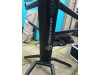 K&M Spider Pro Double Keyboard Stand