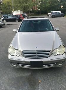 Mercedes C240 4MATIC (AWD) 2005