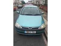 Vauxhall Corsa 1.7