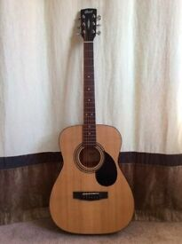 CORT ACOUSTIC GUITAR AF510 AS NEW