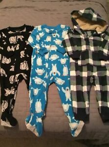 18 month Carters sleepers