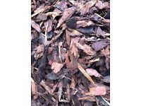 Landscaping bark!