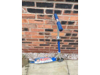 Boys Hot Wheels Scooter
