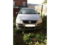 Volkswagen Polo 1.2 Petrol 2005 55 Plate -- Breaking Wheel Bolt