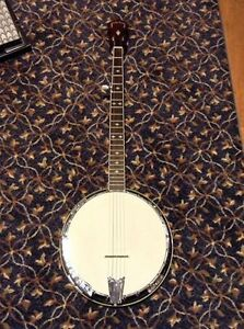 GoldTone BG250 Banjo & Case