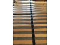 metal bed frame - 5ft (kingsized)