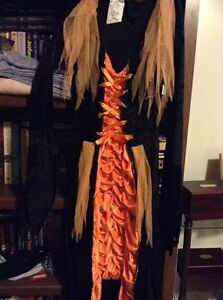 Girls Mystic Witch Halloween Costume Size Small 4-6
