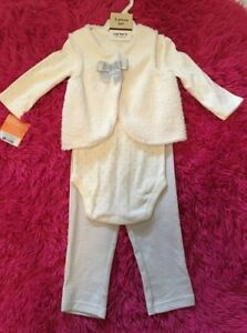 9 month Carters outfit. Brand new with tags!
