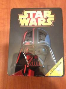 Star Wars Darth Vader tin with model kit & books! New in package