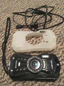 Ricoh wg- 50 waterproof digital camera