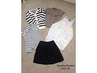 Womens High Street Clothing Sizes 8 and 10 - Bundle