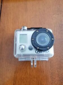 GoPro Hero 1080 with LCB Backpack - Ready for Diving/Snorkelling