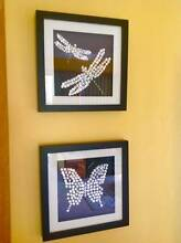 Sequin Butterfly & Dragonfly Pictures Armidale Armidale City Preview