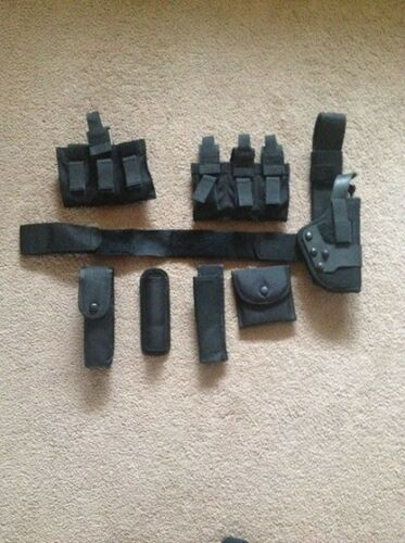 Nylon Police Duty Gear, New Tactical Holster