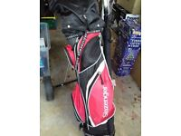 Slazenger golf set