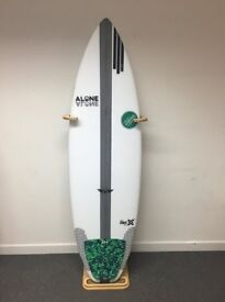"Alone 6'0 Thirteen EPS Surfboard - 6'0 x 20 1/4"" x 2 1/2"" - 33.50 Litres"