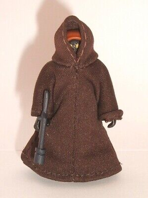 Vintage Star Wars Complete Jawa Action Figure - 1977 - C9+ - No COO