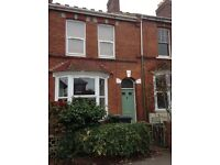 Four Bedroom Furnished House to Rent Mount Pleasant Exeter EX4 7AQ
