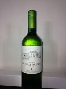 une-bouteille-de-Bordeaux-blanc-2014-Chateau-Queyret-Pouillac