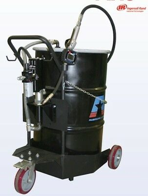 55 Gallon Drum Kit Air Operated Oil Dispensing Carts