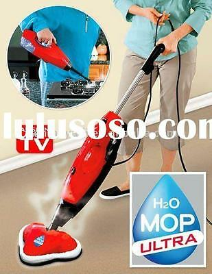 H2O Mop Ultra steam Cleaner SC-393,3 in 1 Carpet,Tile,Hardwood W/ Accessories