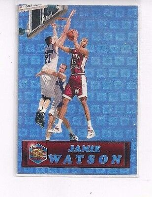 1994 Pacific Prisms Crown Collection Basketball Jamie Watson  64 South Carolina