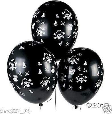 25 PIRATE Party Decorations 11